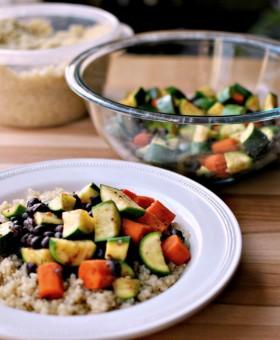 veggie-quinoa-bowl