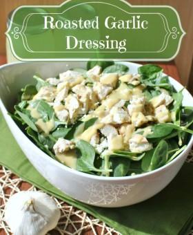 roasted-garlic-dressing