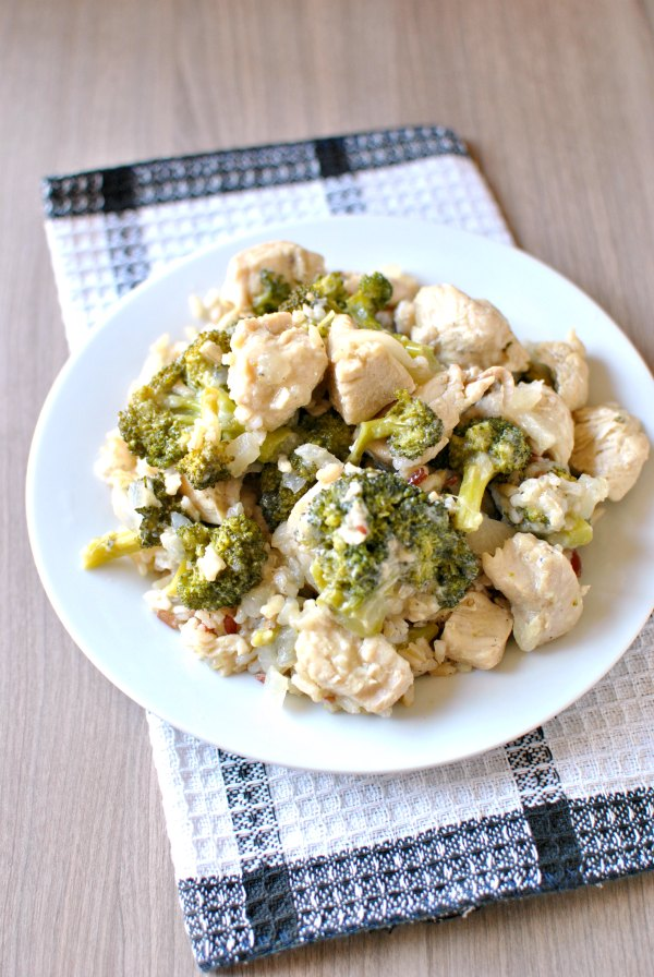 white wine dijon chicken is a quick, healthy and tasty recipe by Becky's Best Bites