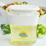 Honey Lime Mexican Chopped Salsa and Green Works Pump 'N Clean