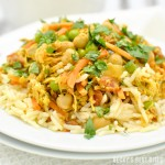 Slow Cooker Chicken Tikka Masala with Vegetables