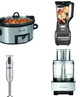 12 Must-Have Gift Ideas for the Home Cook! A resource of practical holiday shopping suggestions for moms or anyone that enjoys cooking & being in the kitchen! Don't struggle with what to buy this holiday season & mark off many on your list early :-) | beckysbestbites.com