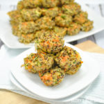 Veggie Quinoa Baby Bites