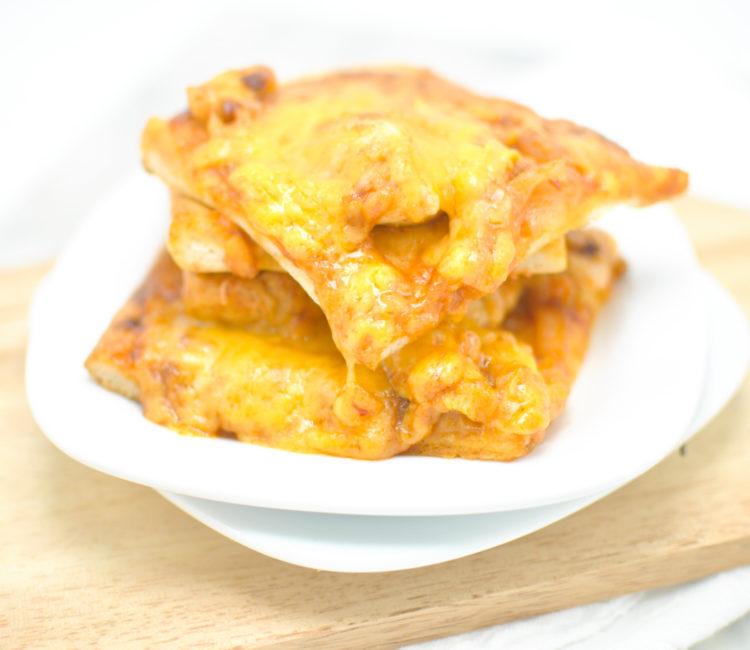 Sweet n Spicy Thai Chili Chicken Pizza