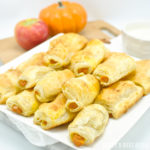 Pumpkin Apple Roll Ups