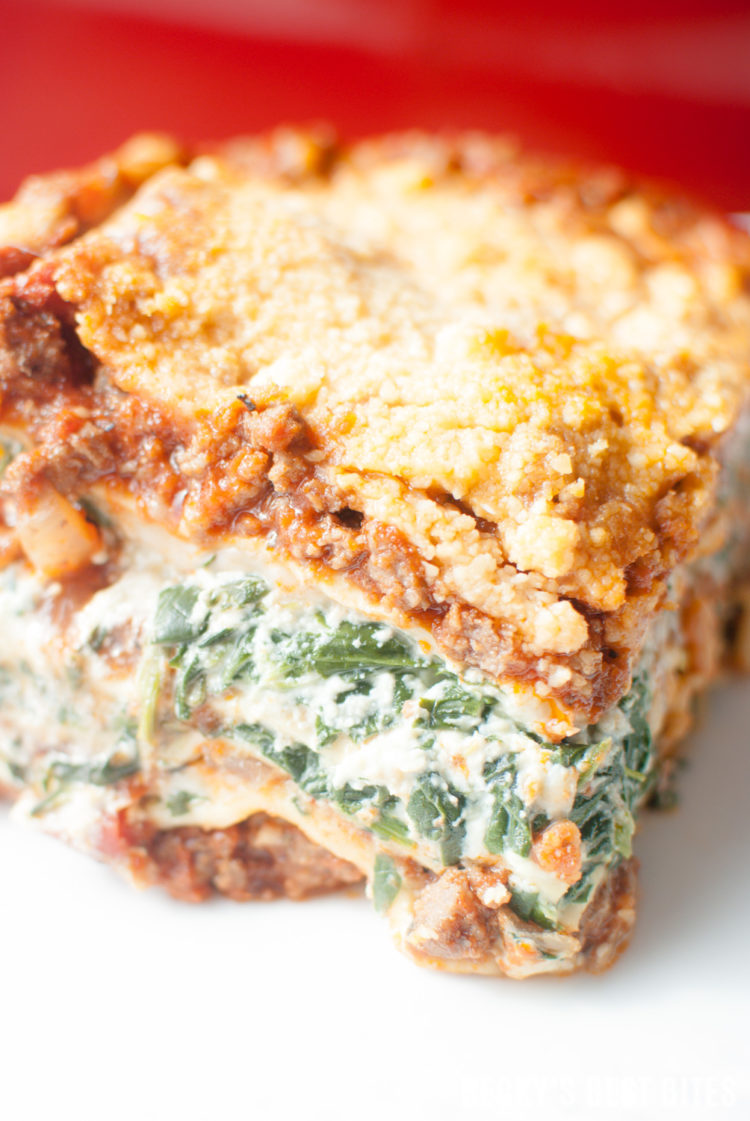 America S Test Kitchen Vegetable Lasagna Recipe