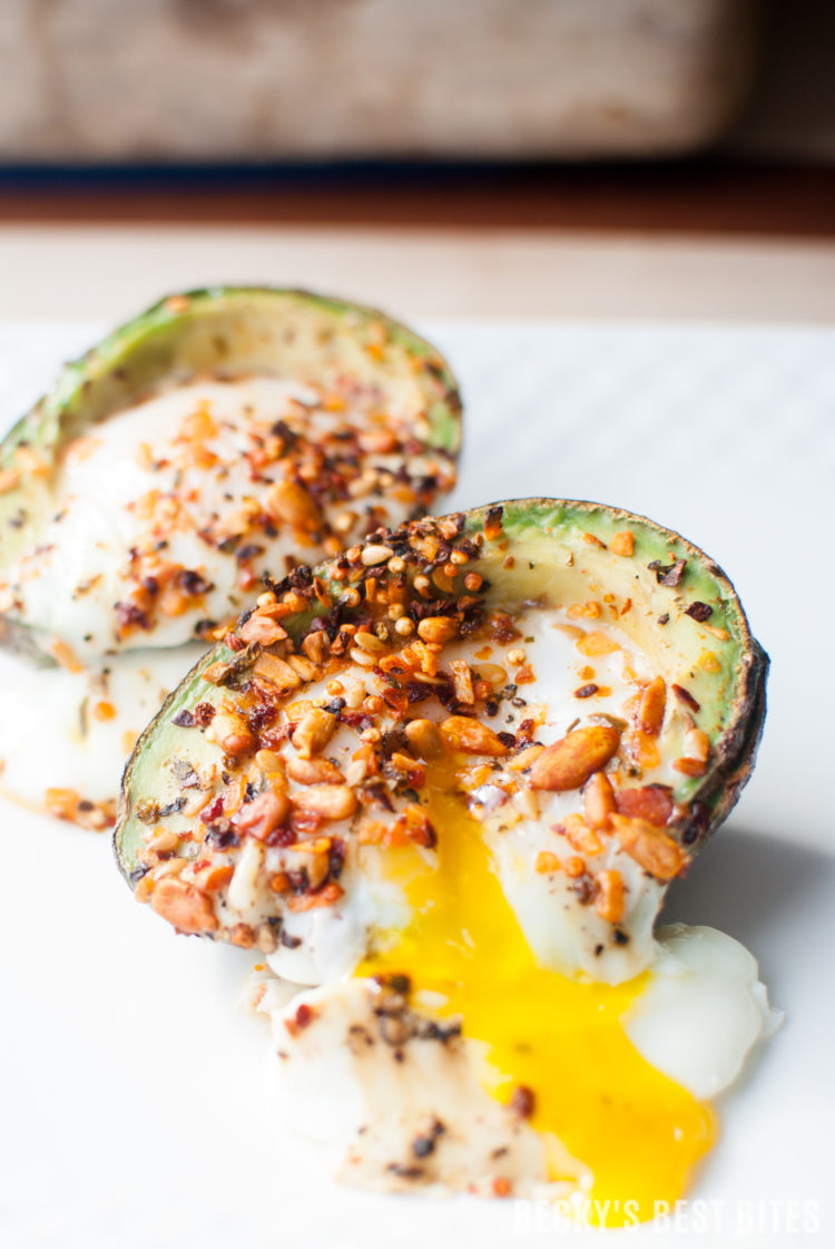 Southwest Chipotle Baked Avocado Eggs Is A Quick And Easy Breakfast Recipe For The Whole Family